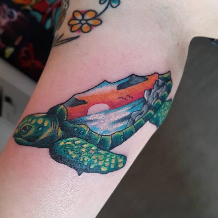 Turtle Tattoo 86