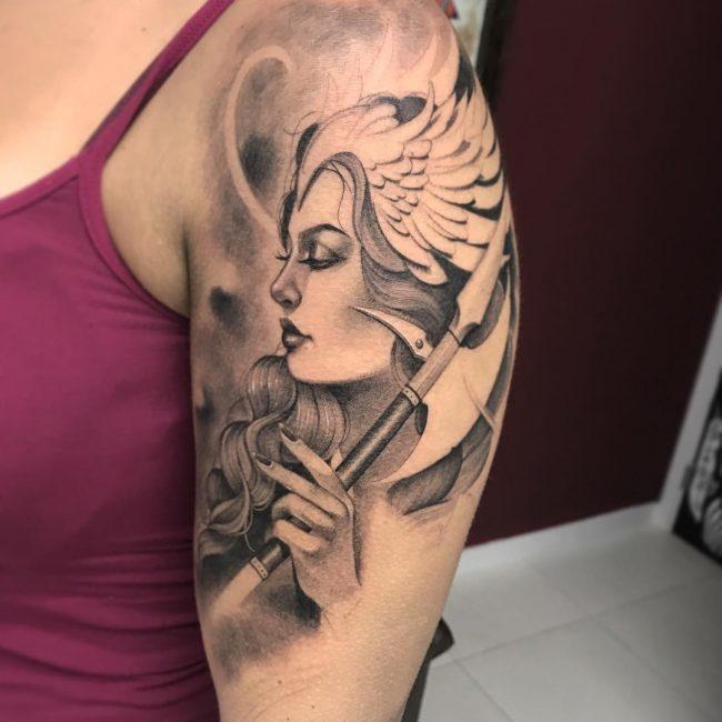 Viking Tattoo 76