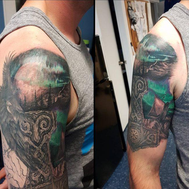 Viking Tattoo 78