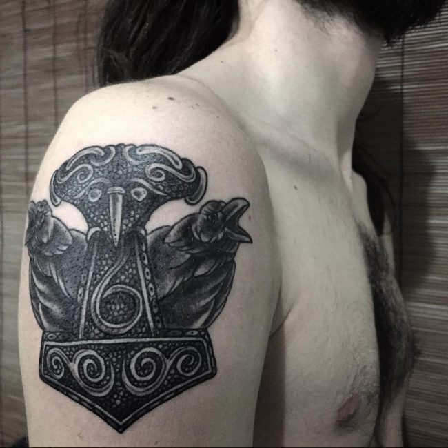Viking Tattoo 79