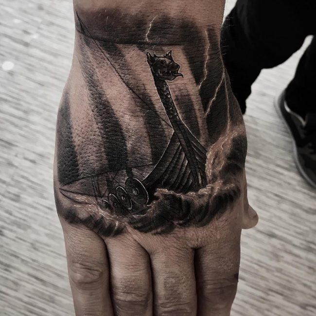 Viking Tattoo 82