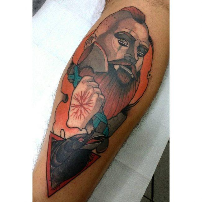 Viking Tattoo 83