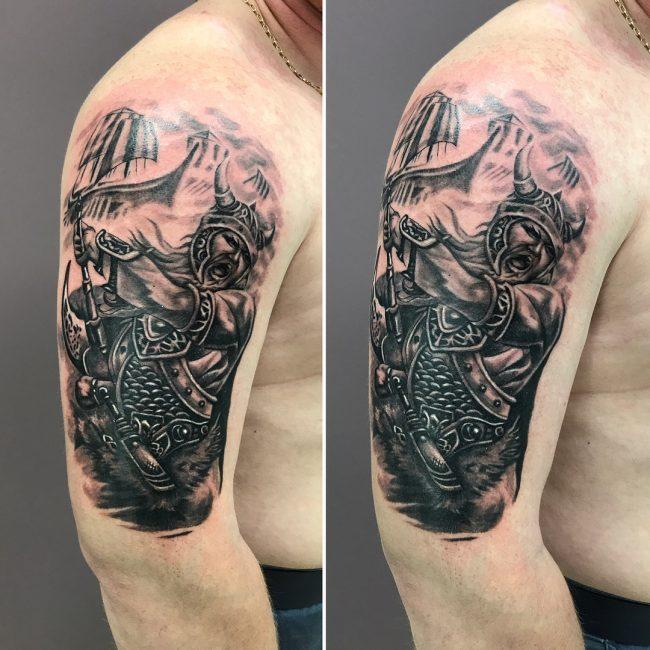 Viking Tattoo 84