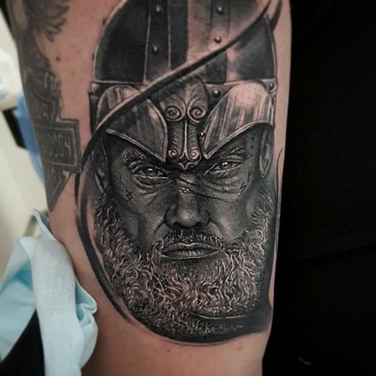 Viking Tattoo 86