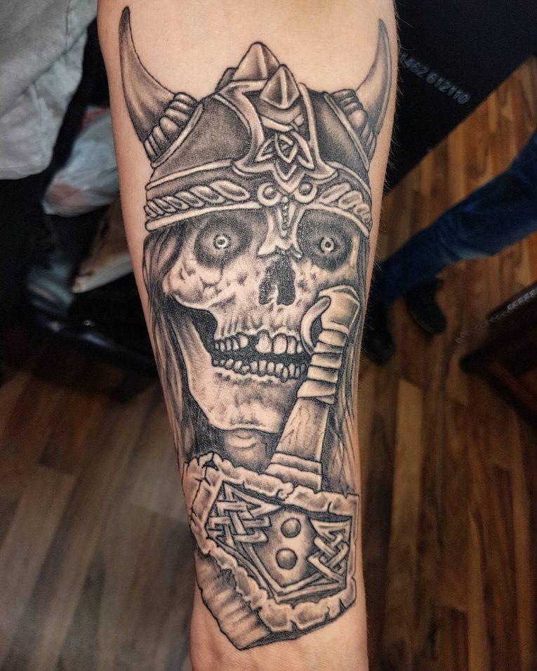 Viking Tattoo 87