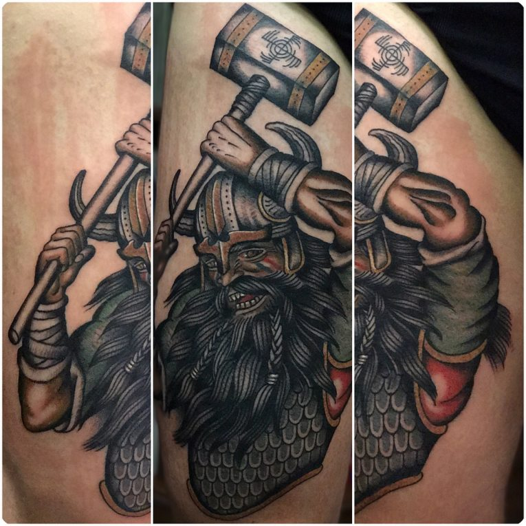 Viking Tattoo 88