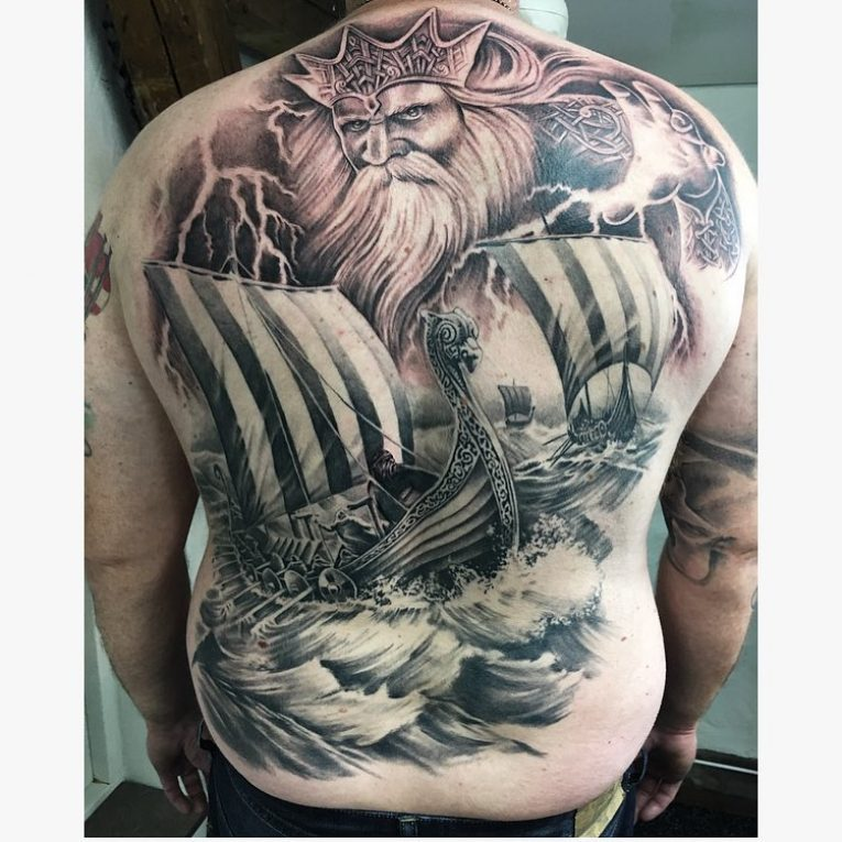 Viking Tattoo 93