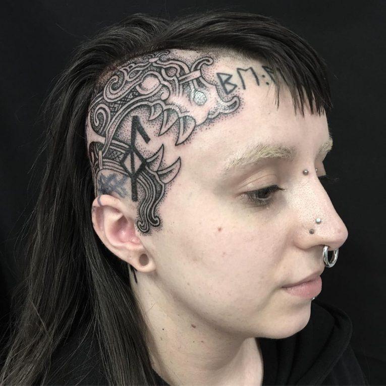 Viking Tattoo 94