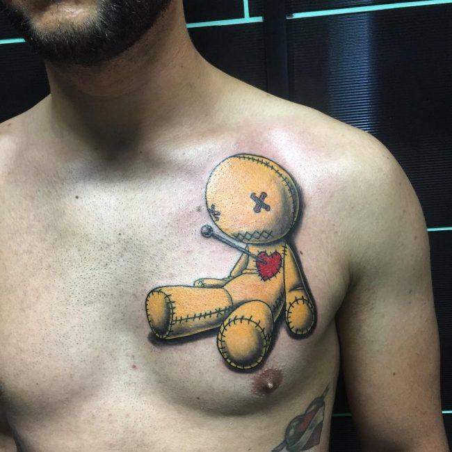 Voodoo Tattoo 21