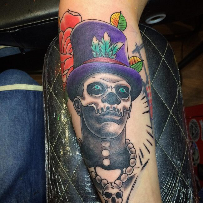 Voodoo Tattoo 22