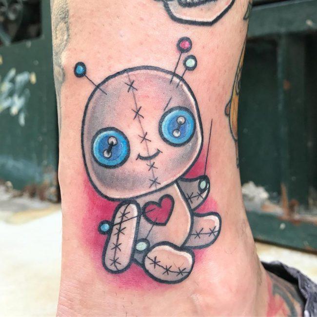Voodoo Tattoo 23