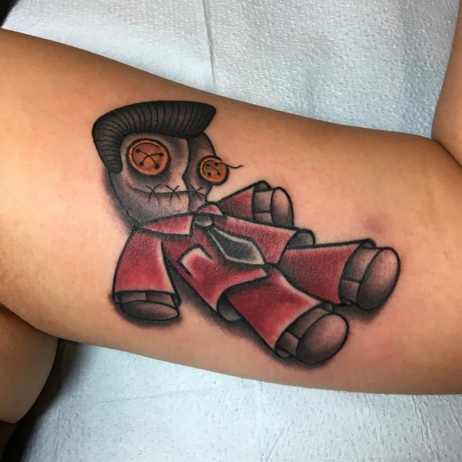 Voodoo Tattoo 24