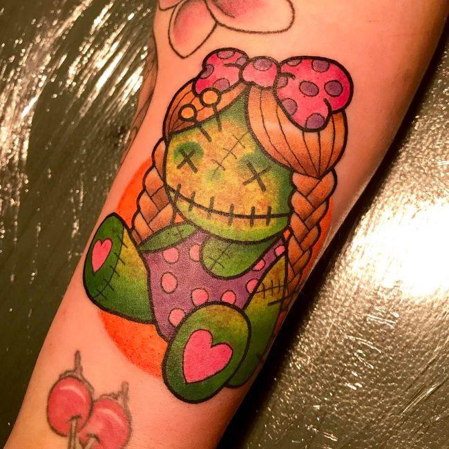 Voodoo Tattoo 29