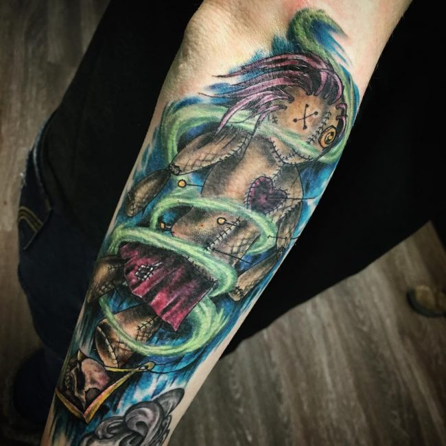 40+ Best Voodoo Tattoo Designs & Meanings - (2019)