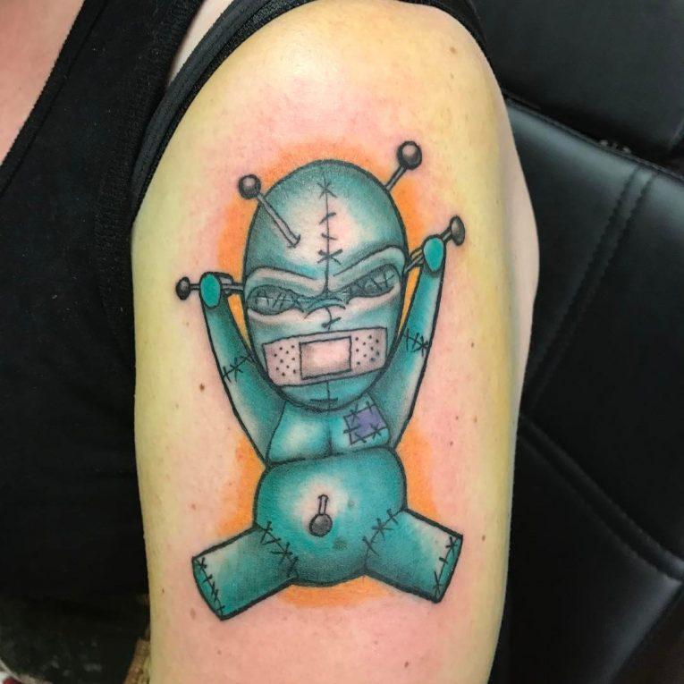 Voodoo Tattoo 34
