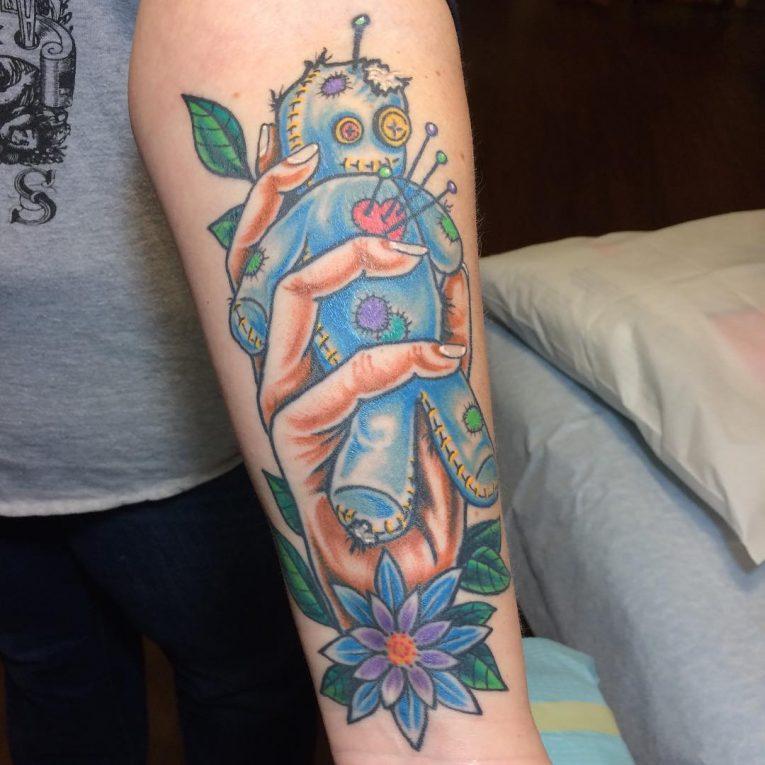 Voodoo Tattoo 36