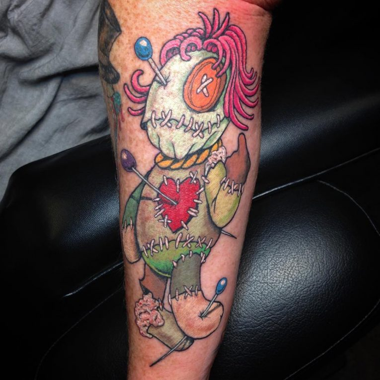 Voodoo Tattoo 39