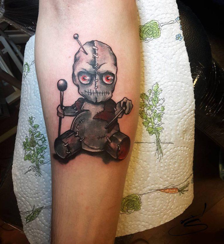 Voodoo Tattoo 40