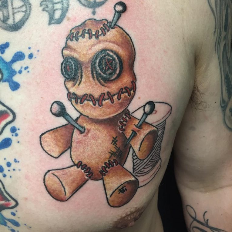 Voodoo Tattoo 41