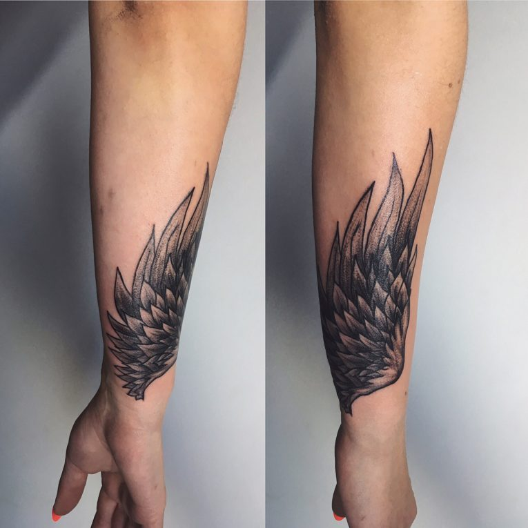 Wings Tattoo 56