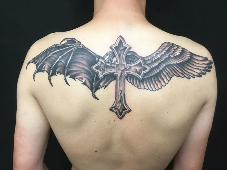 Wings Tattoo 57