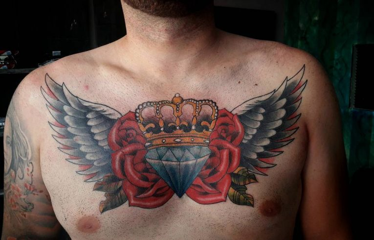 Wings Tattoo 61