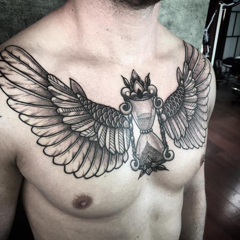 Wings Tattoo 65