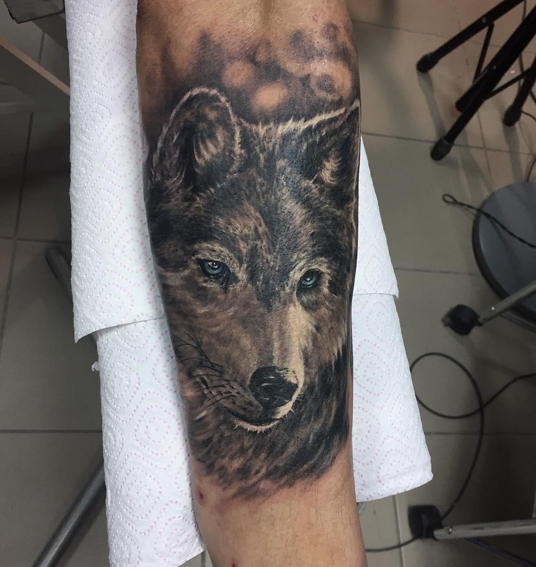 Best 100 Wolf Tattoo Ideas: 95+ Best Tribal Lone Wolf Tattoo Designs & Meanings (2019
