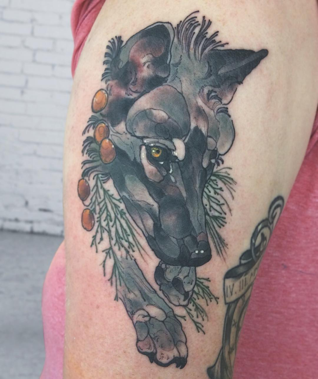 50 Breathtaking Wolf Tattoo Designs: 95+ Best Tribal Lone Wolf Tattoo Designs & Meanings (2019