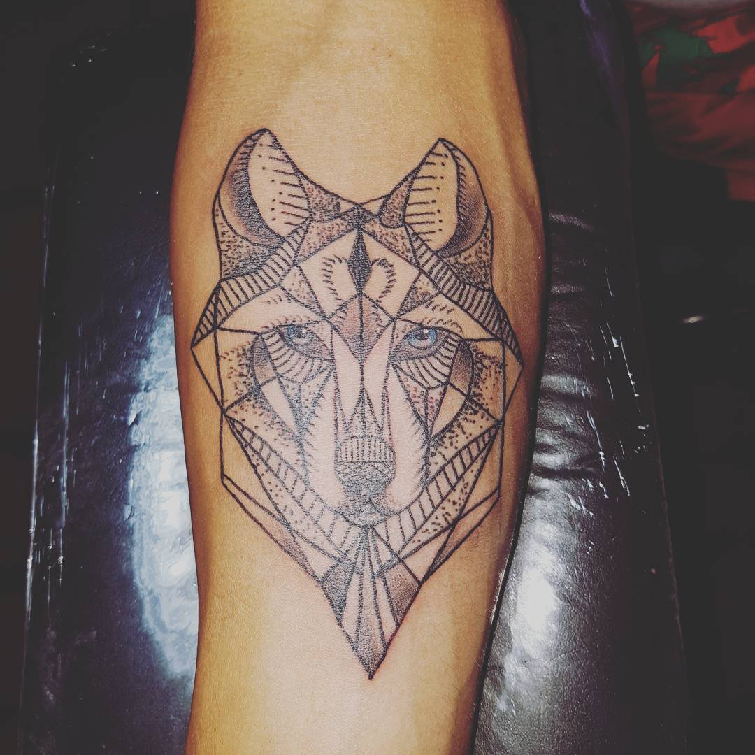 Tattoo Woman In Wolf: 95+ Best Tribal Lone Wolf Tattoo Designs & Meanings (2019