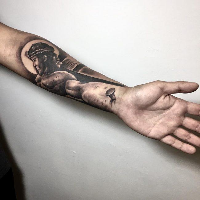 3D Tattoo 64
