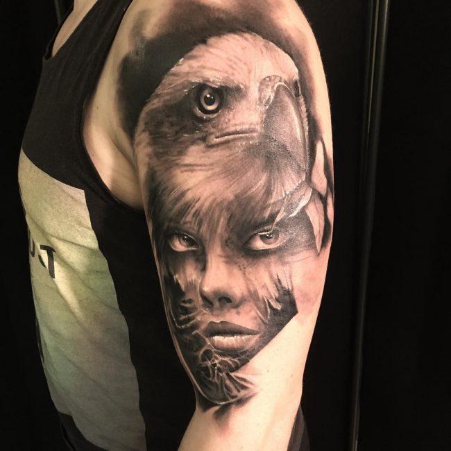 3D Tattoo 65