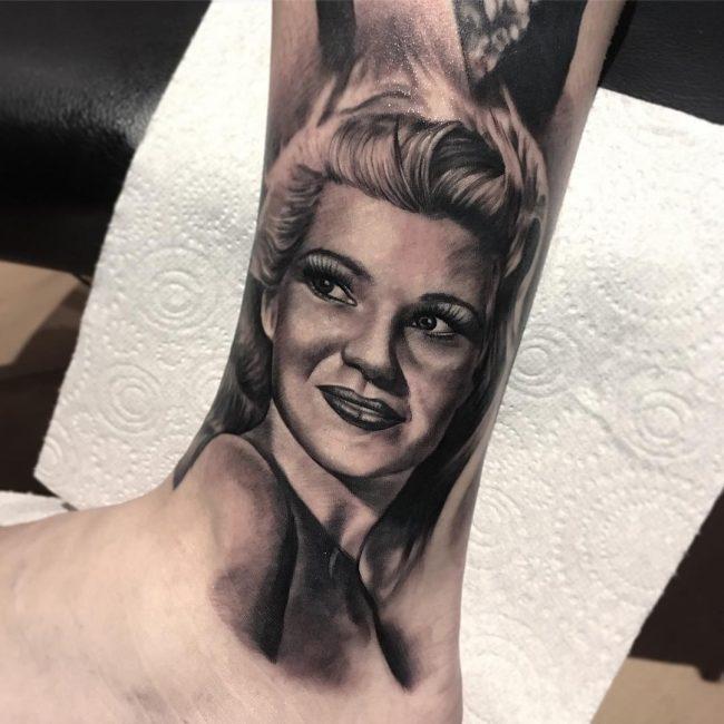 3D Tattoo 70