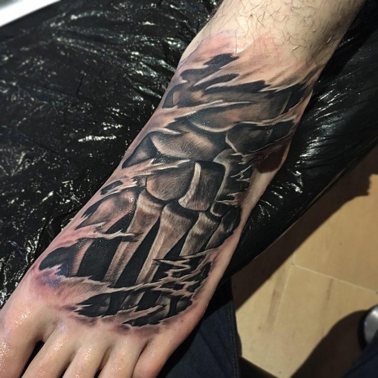 3D Tattoo 72