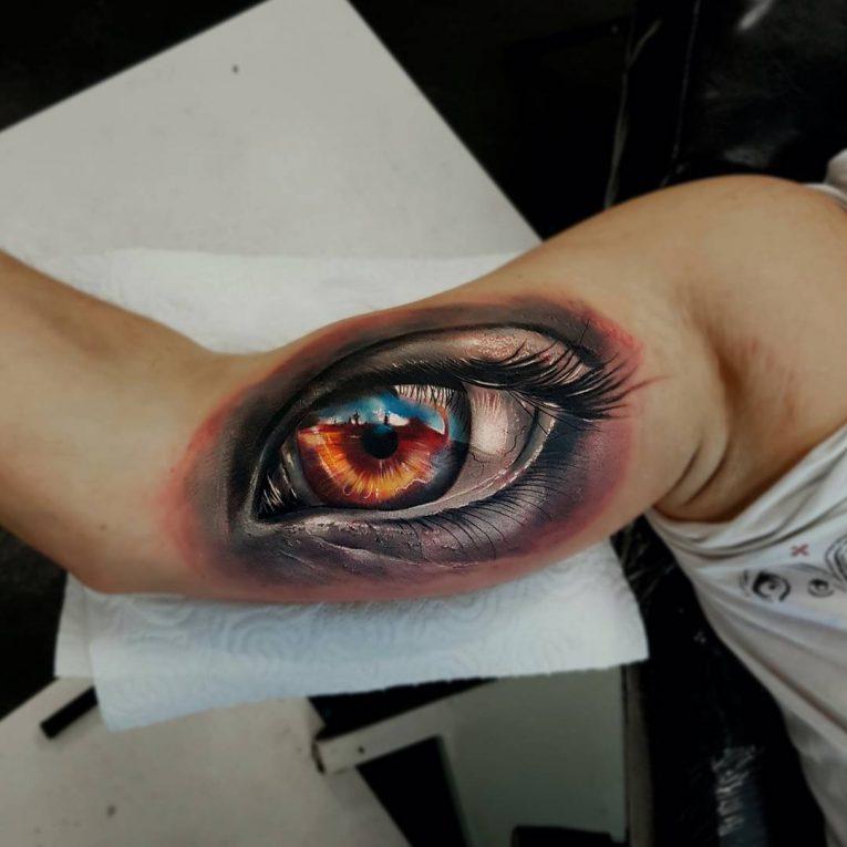 3D Tattoo 74
