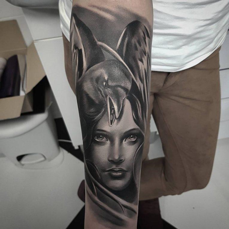 3D Tattoo 76