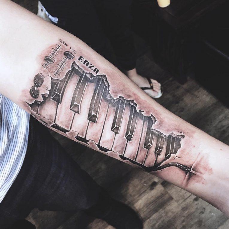 3D Tattoo 77