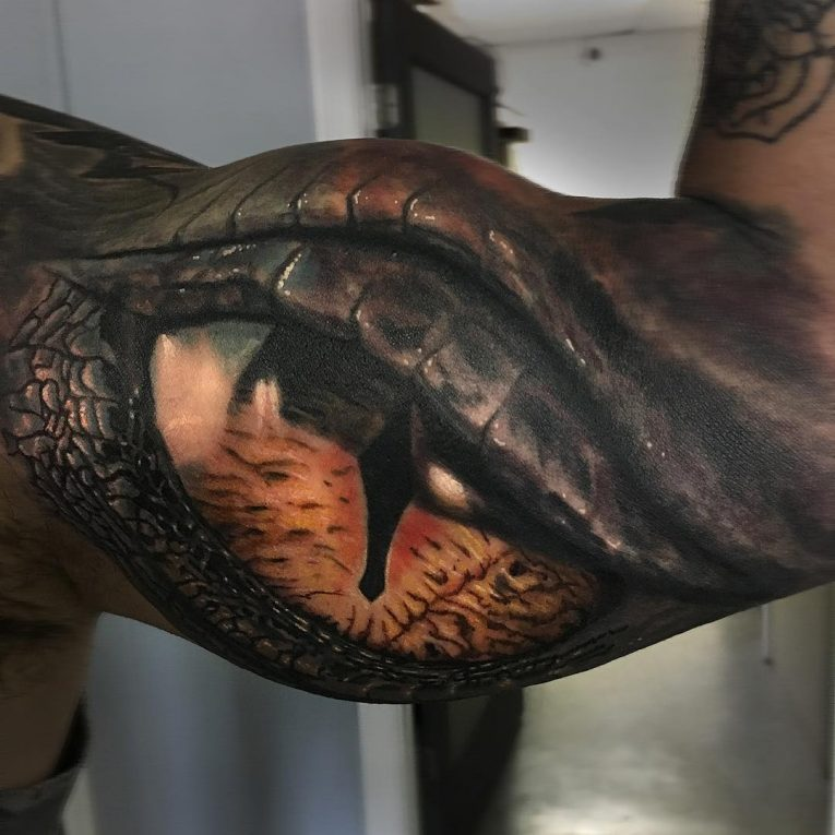 3D Tattoo 78