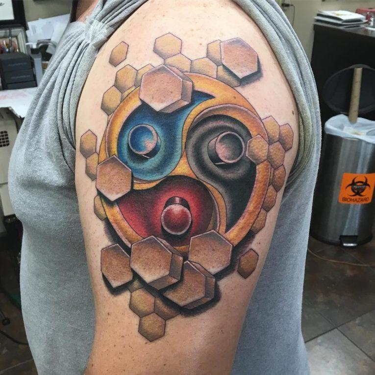 3D Tattoo 79