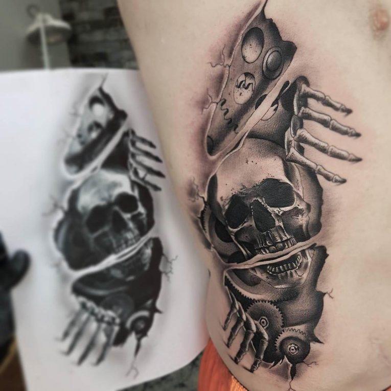 3D Tattoo 81