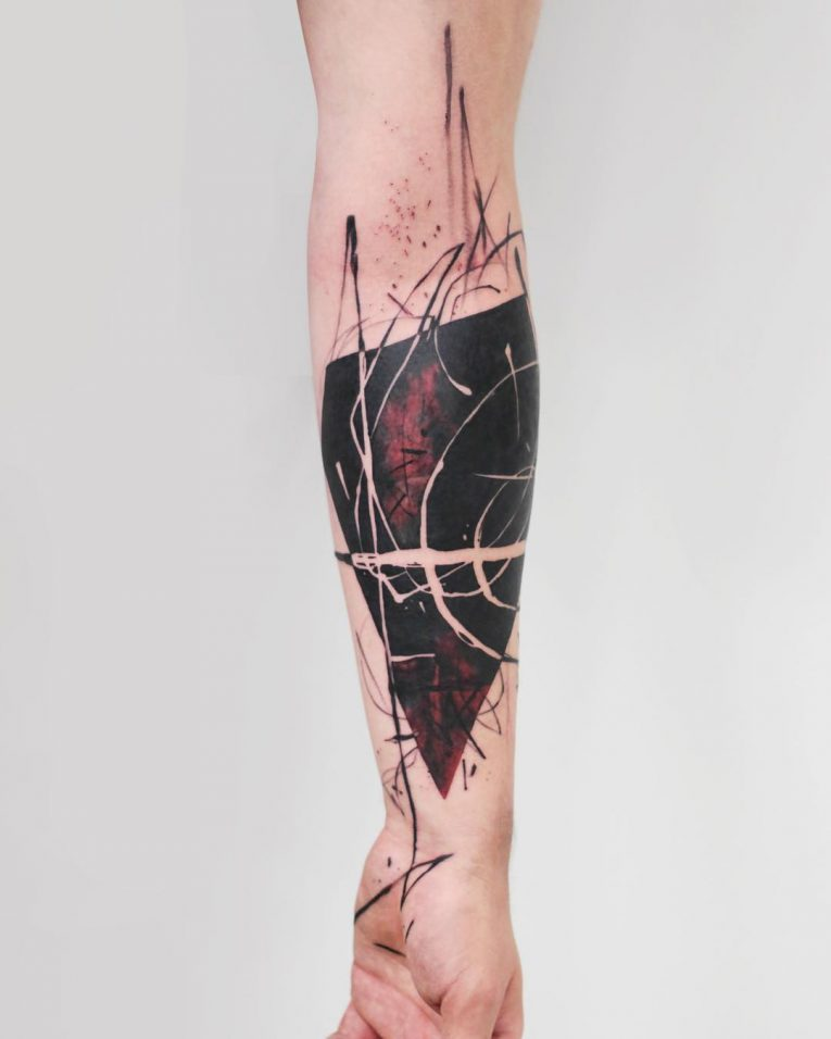 Abstract Tattoo 104