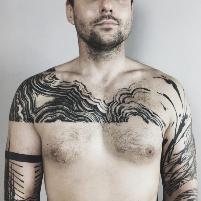 Abstract Tattoo 86