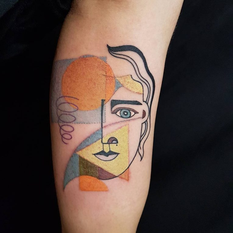 Abstract Tattoo 97
