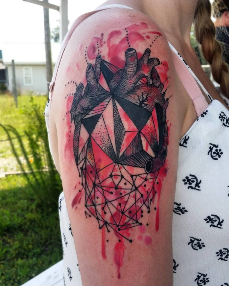 Abstract Tattoo 98
