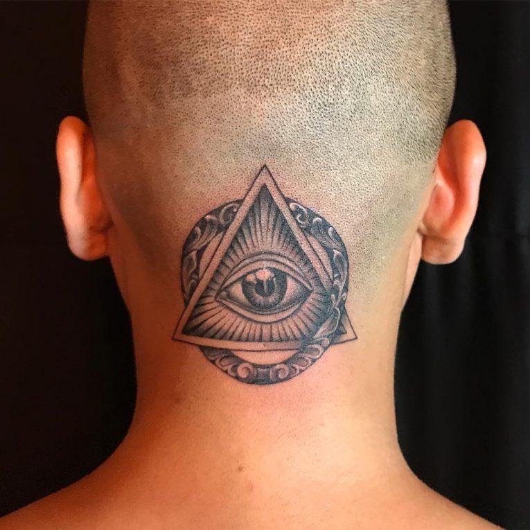 All Seeing Eye Tattoo 59