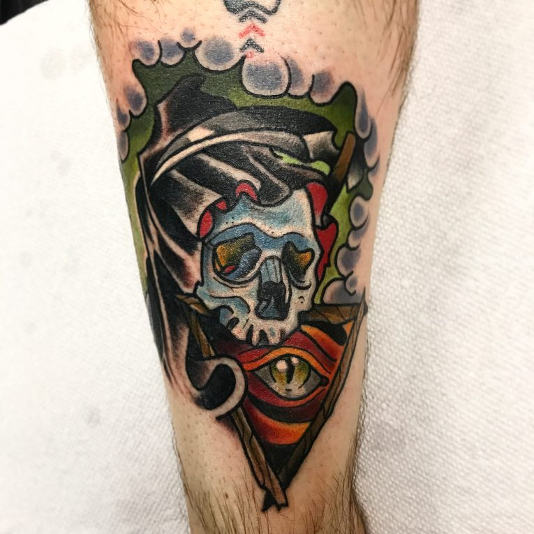 All Seeing Eye Tattoo 62