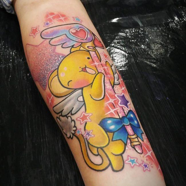 Anime Tattoo 47
