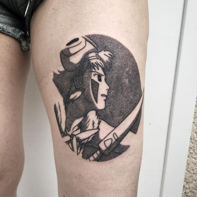 Anime Tattoo 54