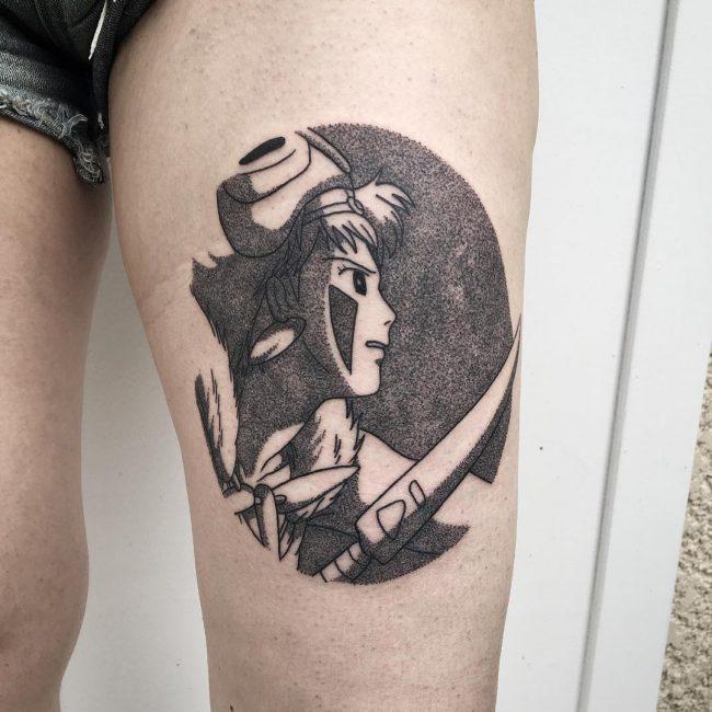 Anime Tattoo 54