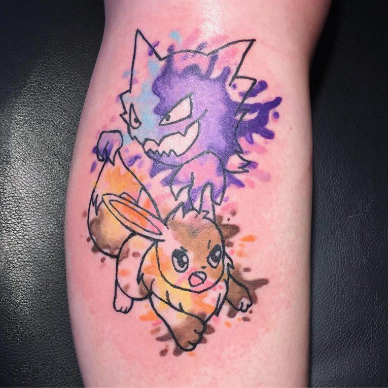 Anime Tattoo 57